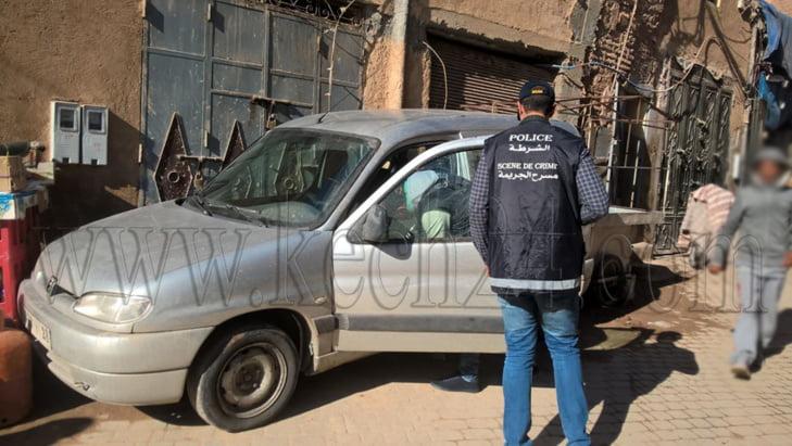 سرقة مبلغ مالي مهم من داخل سيارة مركونة قبالة مسجد ضواحي مراكش