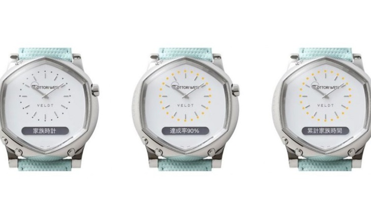 الكشف عن ساعة ذكية جديدة لقياس الوقت الذي تقضيه مع عائلتك
