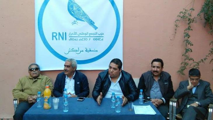 انتخاب المغاري كاتبا محليا لحزب التجمع الوطني للأحرار بسيدي يوسف بن علي
