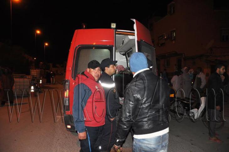 خطير: مقرقب يشرمل مجموعة من النساء بشفرة حلاقة في الشارع العام بمراكش + صور
