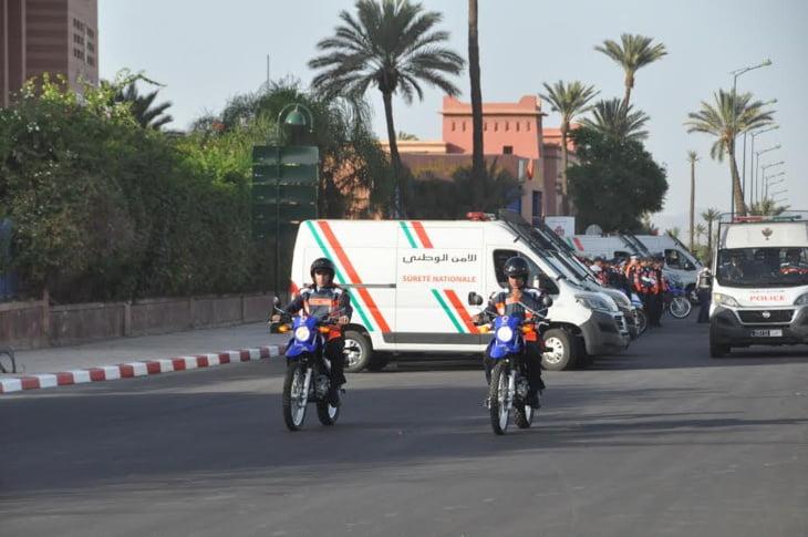 عناصر شرطة النجدة تعتقل مروج مسكر