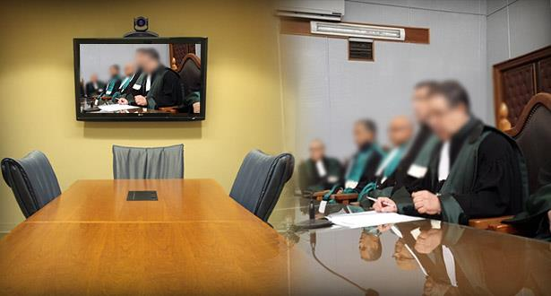 وزارة العدل تلزم أصحاب المهن القضائية بتثبيت كاميرات داخل مكاتبهم