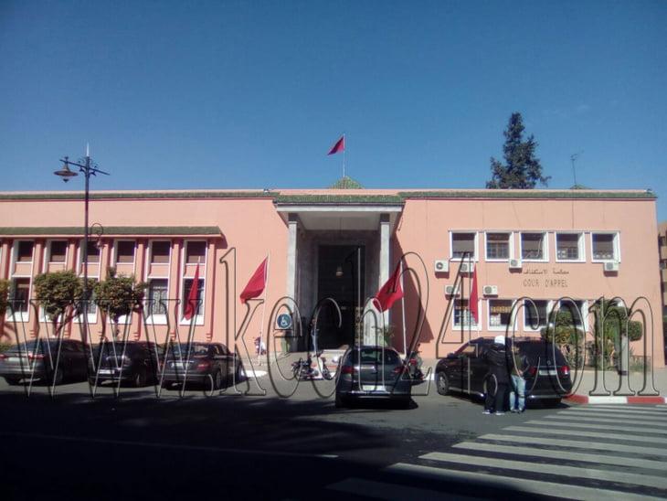 عاجل: قاضي التحقيق بجنايات مراكش يأمر بإيداع دركيين في مركز تسلطانت بسجن لوداية