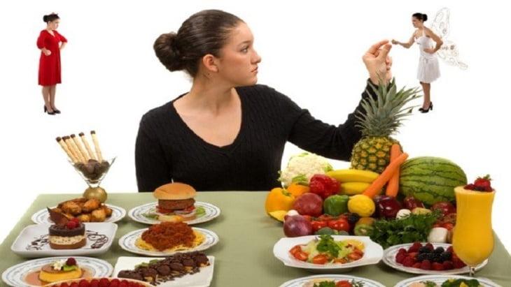 هذه 4 أخطاء شائعة عن الحمية الغذائية