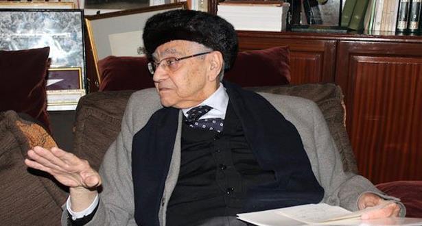 امحمد بوستة الأمين العام السابق لحزب الاستقلال في ذمة الله