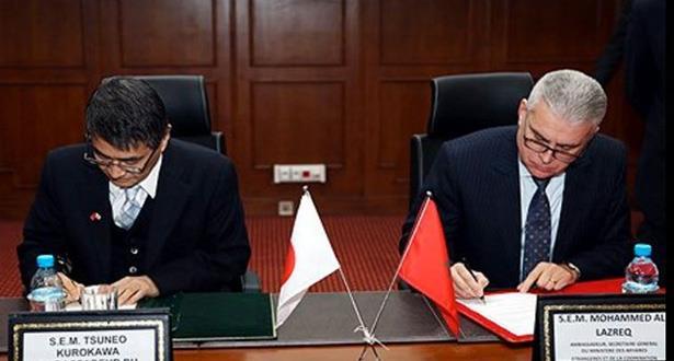 اليابان تمنح المغرب هبة ثانية من السيارات النظيفة