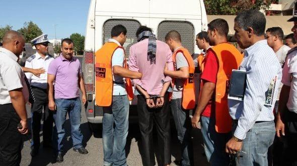 الشرطة القضائية تعتقل عصابة إجرامية بينهم هولندية تنشط في الإتجار بالمخدرات