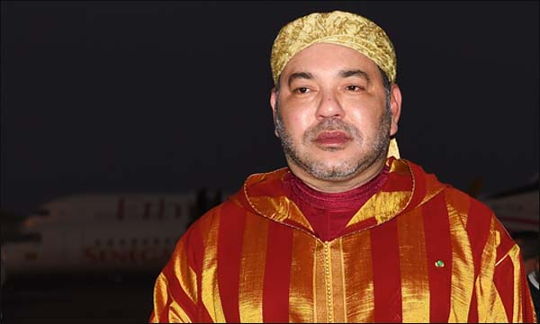 برقية تعزية ومواساة من الملك محمد السادس إلى أفراد أسرة المرحوم امحمد بوستة