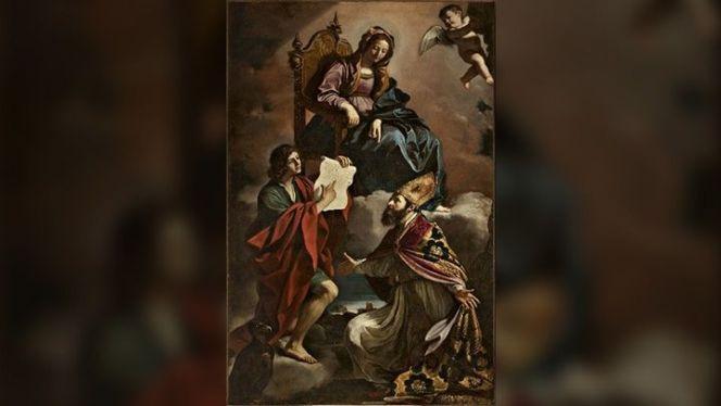 احالة 4 أشخاص سرقوا لوحة عالمية من كنيسة بإيطاليا على الوكيل العام للملك