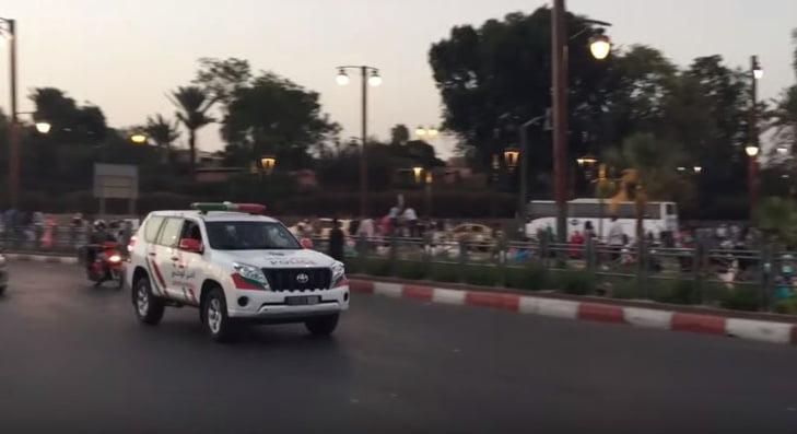 الشرطة السياحية بمراكش تكشف حصيلة تدخلاتها شهر فبراير الجاري