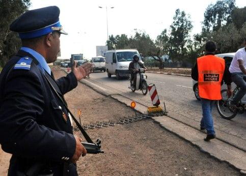 أمن مراكش يحتفي باليوم العالمي للسلامة الطرقية عبر أنشطة توعوية وتحسيسية