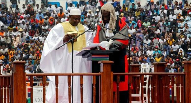 الحبيب المالكي يمثل الملك محمد السادس في حفل تنصيب الرئيس الجديد لغامبيا