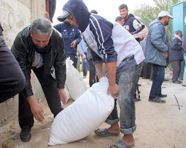 توزيع دقيق فاسد بشيشاوة يفجر غضب الساكنة