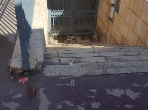 هكذا تحول باب مرحاض وسط جليز بمراكش إلى