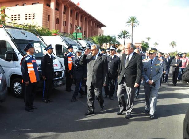 تعيين العميد حسن العباسي رئيسا للدائرة الأمنية الرابعة بمراكش