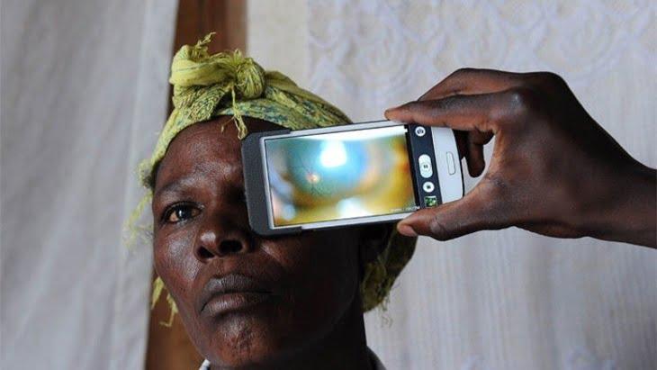 ثورة في عالم الطب بسبب الهواتف المحمولة