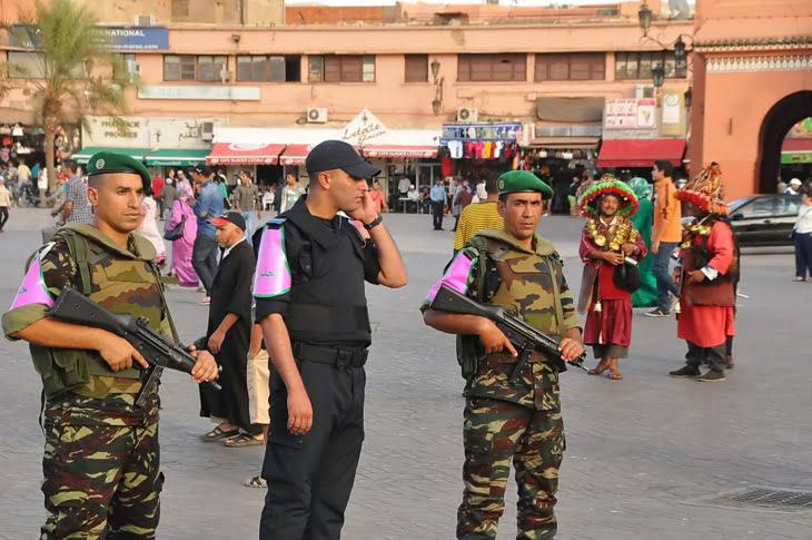 وزارة الداخلية ترفع من حالة التأهب الأمني تحسبا لأي هجوم إرهابي محتمل