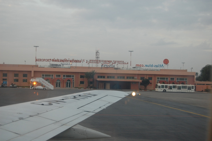 حركة النقل الجو -بمطارات المملكة تسجل ارتفاعا ملموسا في شهر يناير