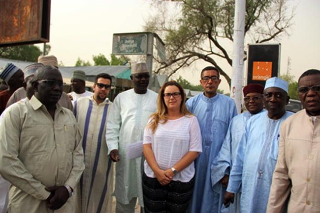 أنشطة مكثفة لبعثة دار المنتخب بمراكش لجهة مارادي بجمهورية النيجر