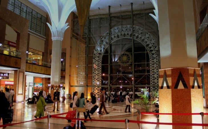 عاجل : الامطار الغزيرة تعزل مراكش وتشل حركة القطارات ذهابا وإيابا