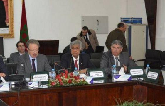 رئيس المعهد الدولي للإحصاء يحل بمراكش للاعداد لمؤتمر دولي