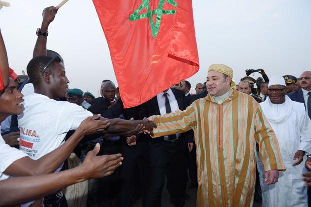 الملك محمد السادس يغادر كوناكري في ختام زيارته لجمهورية غينيا