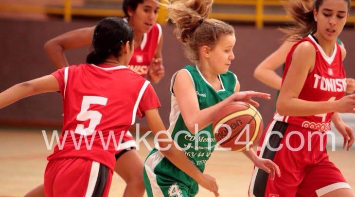 بالصور: إنطلاق الدور الأول للدولي الدولي في كرة السلة بمراكش + النتائج