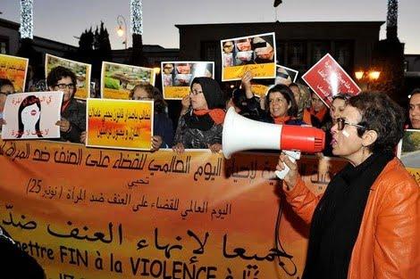 تنظيم محكمة النساء الرمزية لمكافحة الإغتصاب والعنف الجنسي ضد النساء في هذا التاريخ