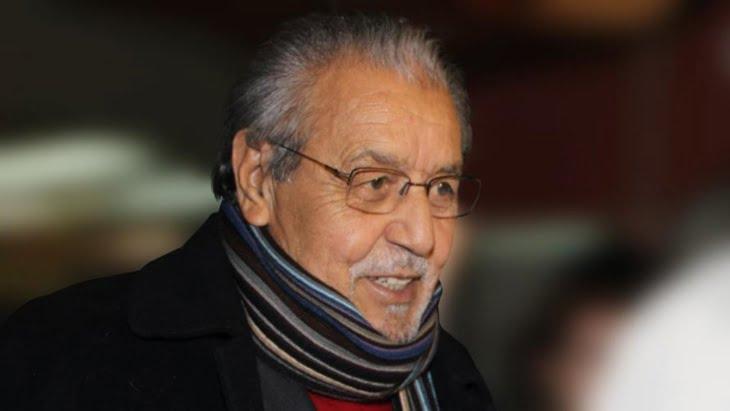 الفنان المغربي محمد الحسن الجندي في ذمه الله