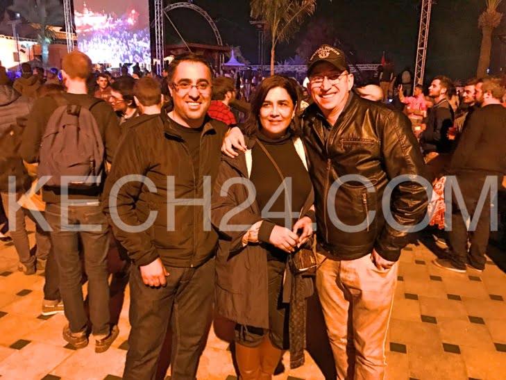 علي بلفلاح بمراكش يحتضن الحفل الختامي لسباق رونو 4 الخيري + صور