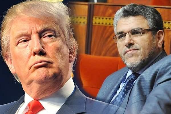 الرميد يملي شروطه على ترامب بخصوص تعيين السفير الأمريكي بالمغرب
