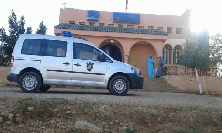 سرقة محل للبقالة بطريقة مثيرة ضواحي مراكش
