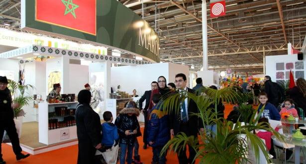 حضور وازن للمنتوجات المجالية المغربية بالمعرض الدولي للفلاحة بباريس