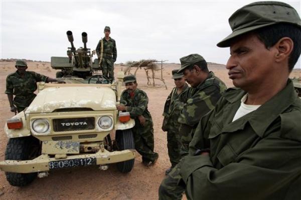 """جبهة """"البوليساريو"""" تسحب قواتها من الكركرات"""