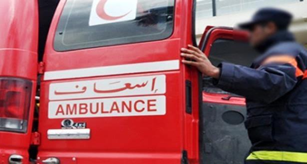 قاصر تفارق الحياة داخل سيارة إسعاف ونقل جثتها لمستودعات الأموات بمراكش