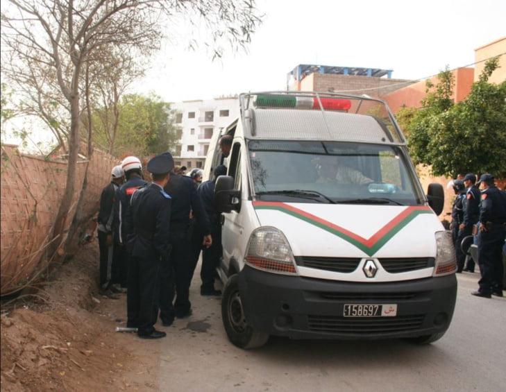 سكوب: مجهولون يرشقون دورية للشرطة بالحجارة ويستنفرون أجهزة الأمن بمراكش