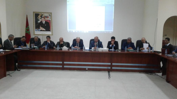 عقد لقاءات تواصلية حول آليات تنفيذ مشاريع الرؤية الإستراتيجية لاكاديمية مراكش