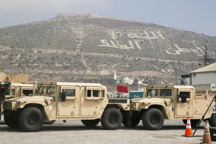 الجيش يستدعي ضباط وجنود الاحتياط بسبب توتر الأوضاع بالكركارات