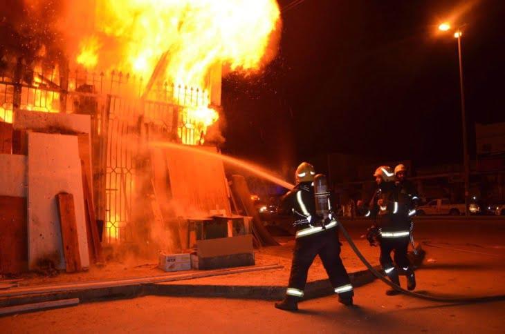 قتلى وإخلاء 140 تلميذا على إثر اندلاع حريق بمؤسسة تعليمية خاصة