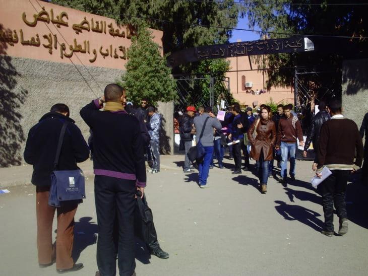 إقصاء طلبة جامعيين من المنحة يثير الغضب بسيدي المختار ضواحي مراكش