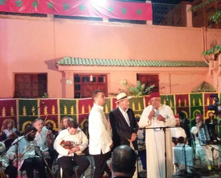 الطائفة اليهودية المغربية بالعالم تحتفي بالذكرى 42 للمسيرة الخضراء بمراكش