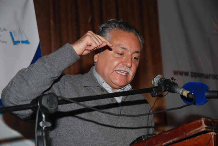 المكتب السياسي لحزب التقدم والإشتراكية يرفض استقالة نبيل بنعبد الله