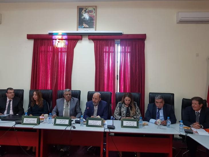 والي جهة مراكش يترأس فعاليات الاحتفال باليوم العربي للاسكان + صور