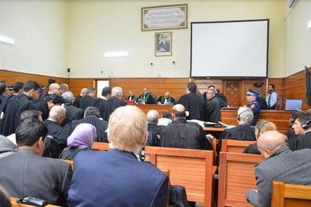 المجلس الوطني لحقوق الإنسان يقدم تقريره بخصوص محاكمة اكديم إزيك