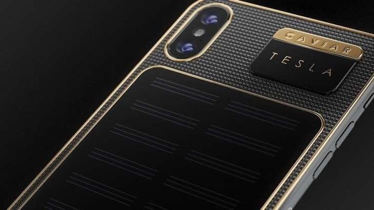 أحدث هواتف آيفون بنسخة فريدة تعمل بالطاقة الشمسية