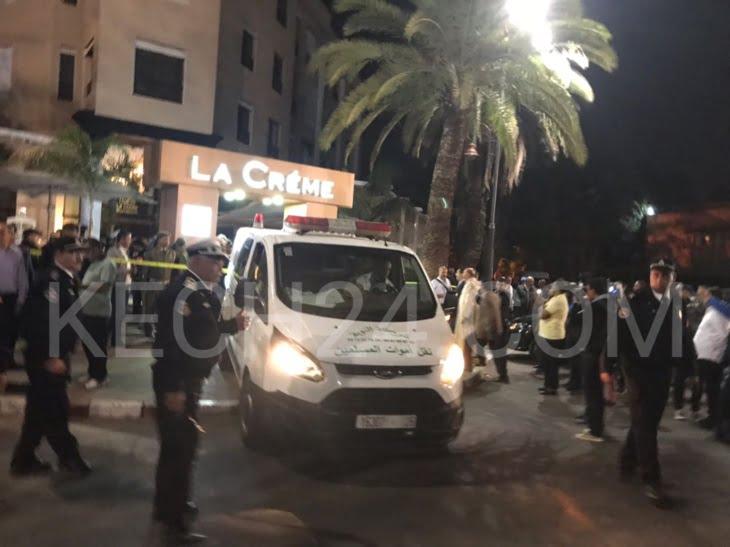 عاجل : اعتقال 6 أشخاص بالدارالبيضاء لهم علاقة بجريمة إطلاق النار بمقهى