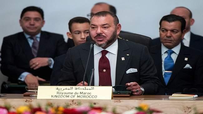 الملك يخاطب المشاركين في أشغال الاجتماع السنوي لمؤتمر السياسة العالمية بمراكش