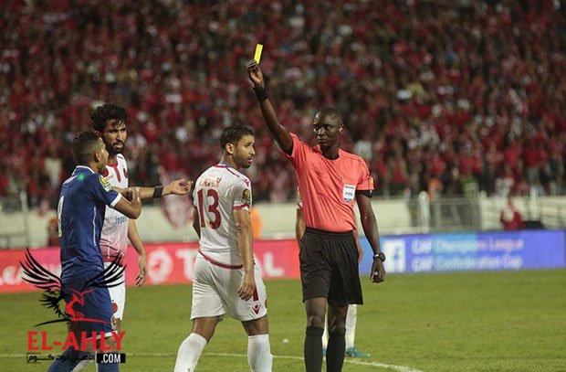 الأهلي يعتزم تقديم شكوى ضد حكم مباراة النهائي
