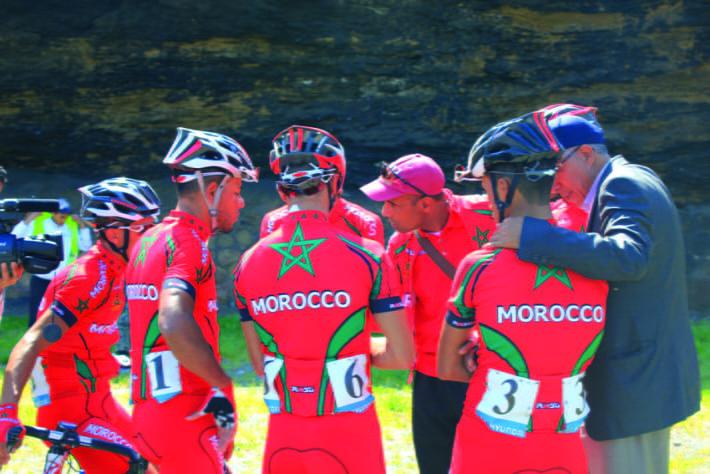 المنتخب المغربي يفوز بالنسخة الـ 30 لطواف بوركينافاسو الدولي للدراجات