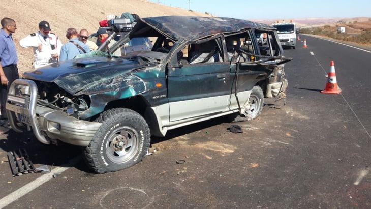 مصرع سائح في حادثة سير مروعة بين البيضاء ومراكش